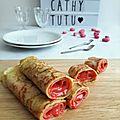 ...crêpes à la crème de pralines roses... (paul bocuse/cathytutu)