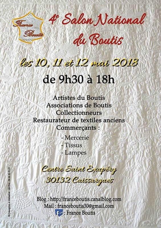 Boutis Caissargues
