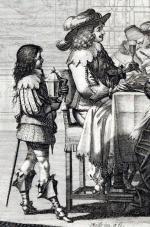 Valets années 1630