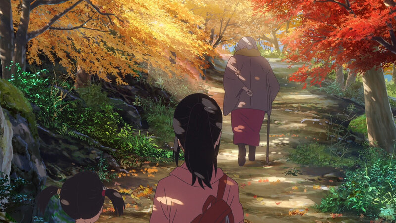 Canalblog Anime Makoto Shinkai Your Name Nature03