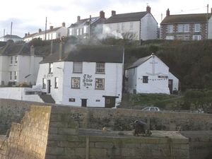 The Ship Inn at Porthleven