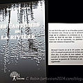 Mes dernières lectures, dont les fantômes de la rivière, de covix & pause estivale