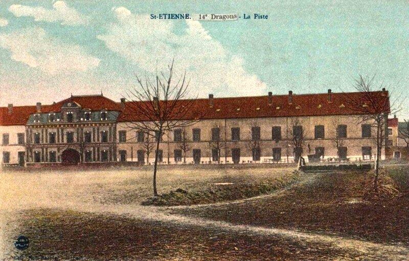caserne 14e Dragons St-Étienne (3)