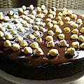 Nutella cake de nigella