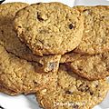 Cookies chunks chips