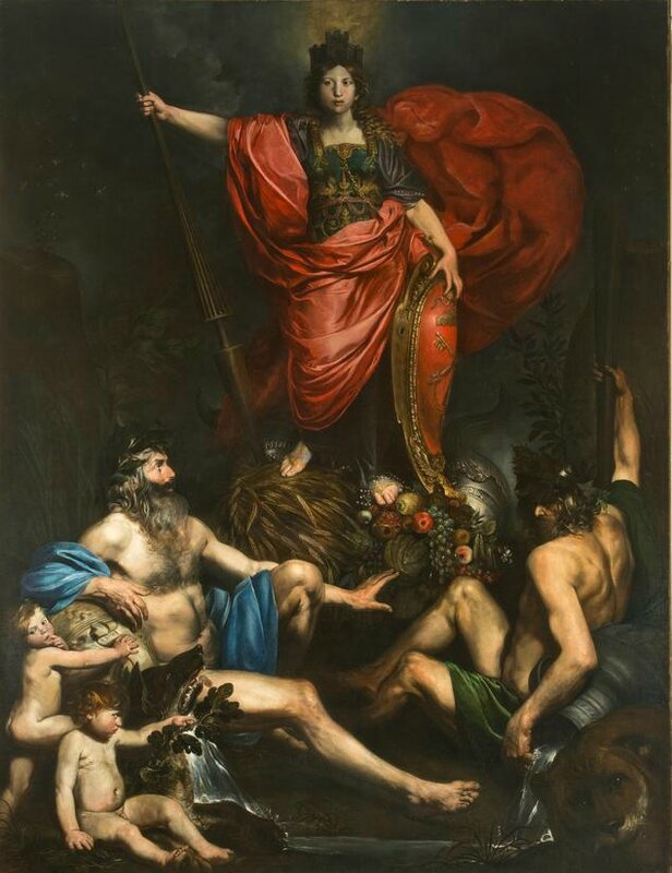 Allegory of Italy