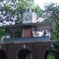 Delacorte Clock ... Central Time