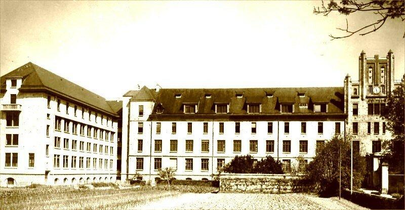 La Joliverie façade côté ferme