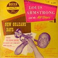 Louis Armstrong - 1950 - New Orleans Days (Decca)