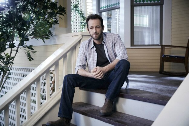 Luke Perry as Fred Andrews_Riverdale