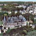 Trelon - le château
