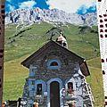 Col des Aravis - chapelle