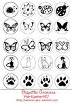 Etiquettes_rondes_animaux