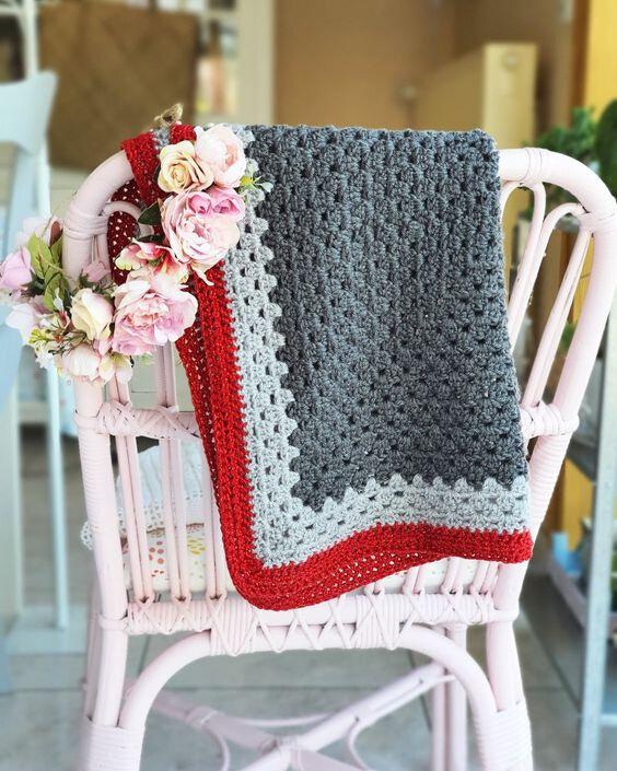 vanillejolie crochet couverture