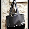 Sac cabas just chic...