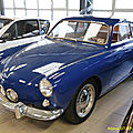 Alpine Renault 'The Marquis' Allemano [1ère Alpine]_01 - 1953