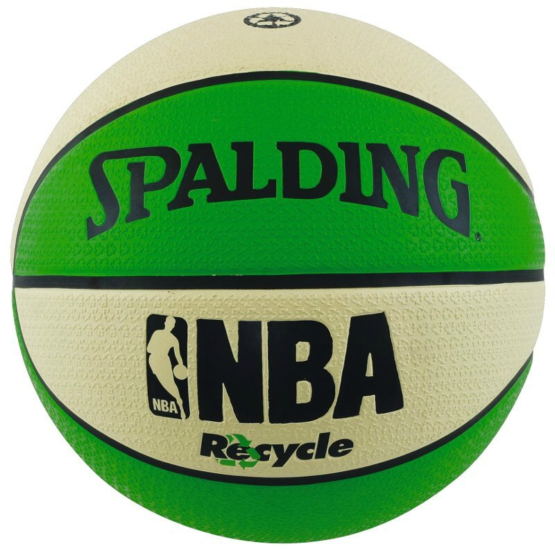 Ballon nba recycle spalding