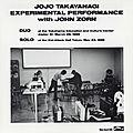 Jojo takayanagi - john zorn