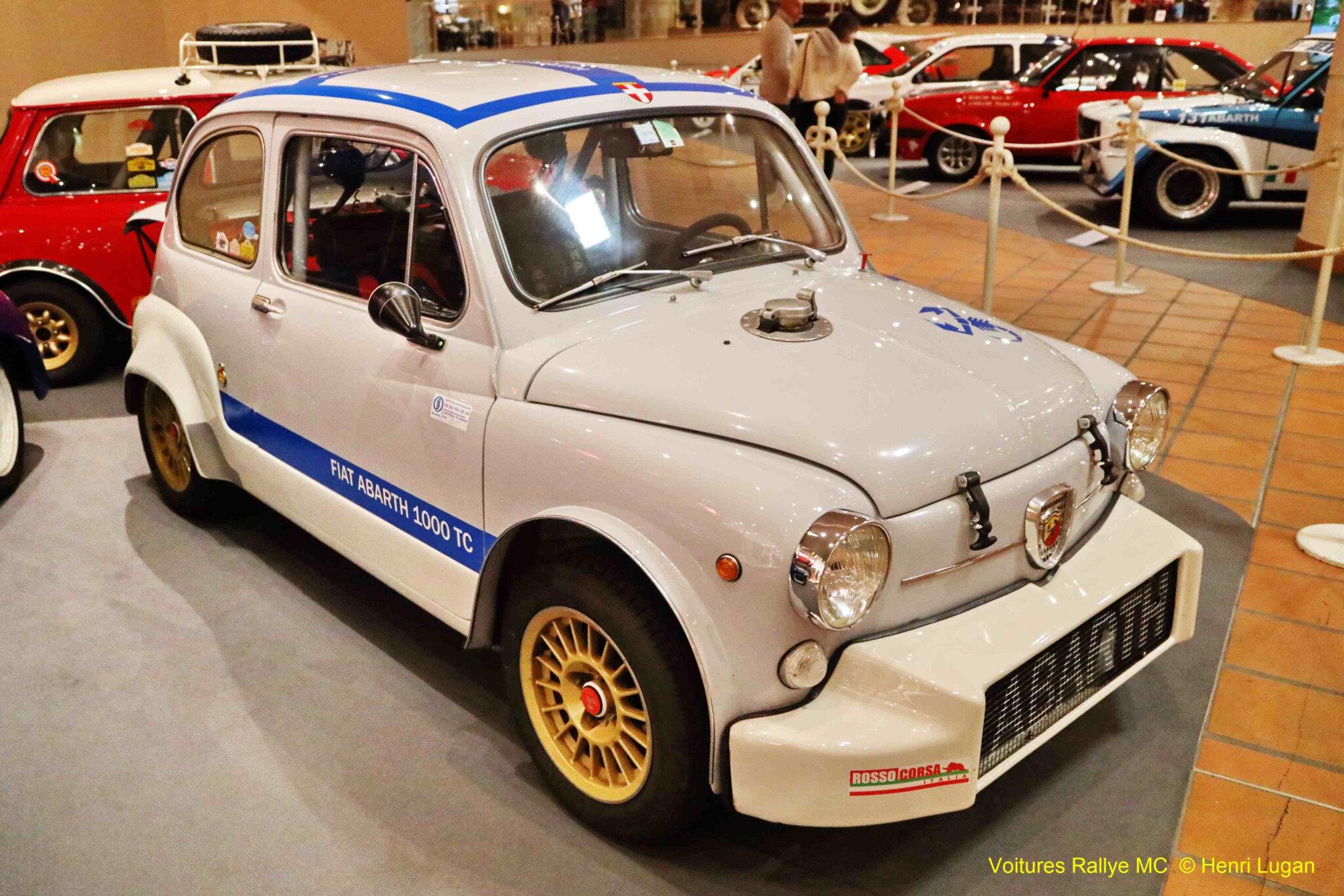 Abarth Fiat 600_01 - 1965 [I] HL_GF
