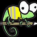 Notepad++ met le gilet jaune