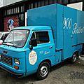 Fiat 900 coriasco snack ambulant 1976-1985