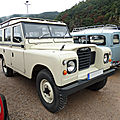 SANTANA Land Rover Series III Station Wagon Malmedy (1)
