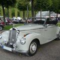 MERCEDES 220 convertible Schwetzingen (1)