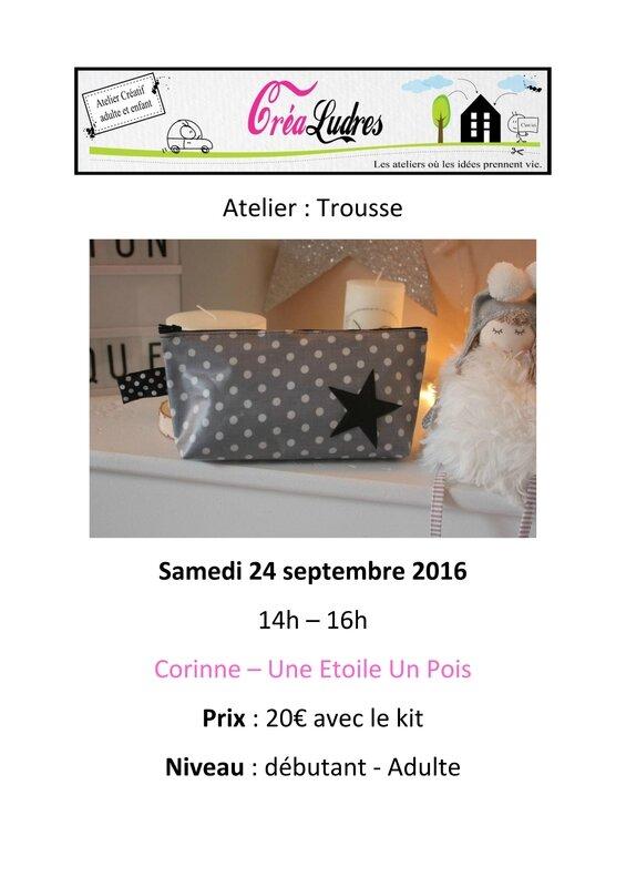 Fiche Atelier 24 septembre Corinne Trousse