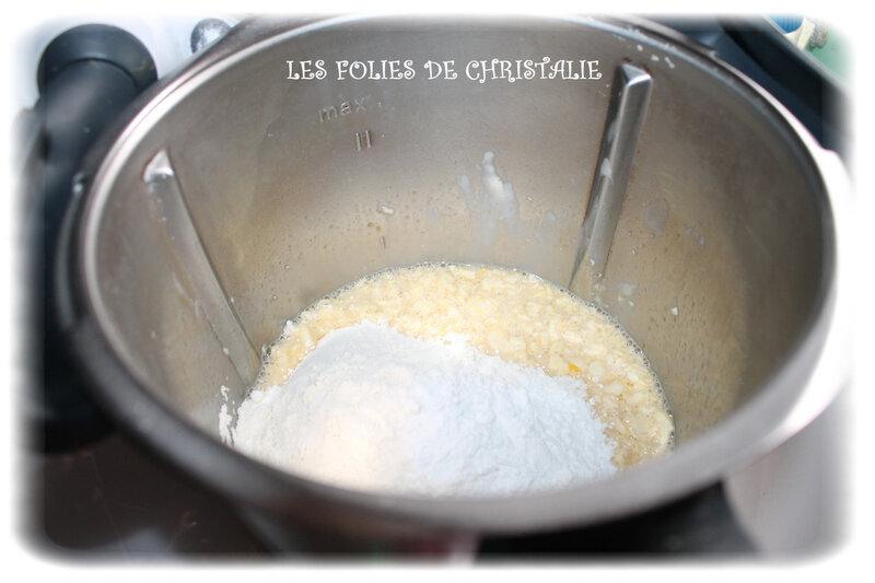 Gâteau au LCS 2
