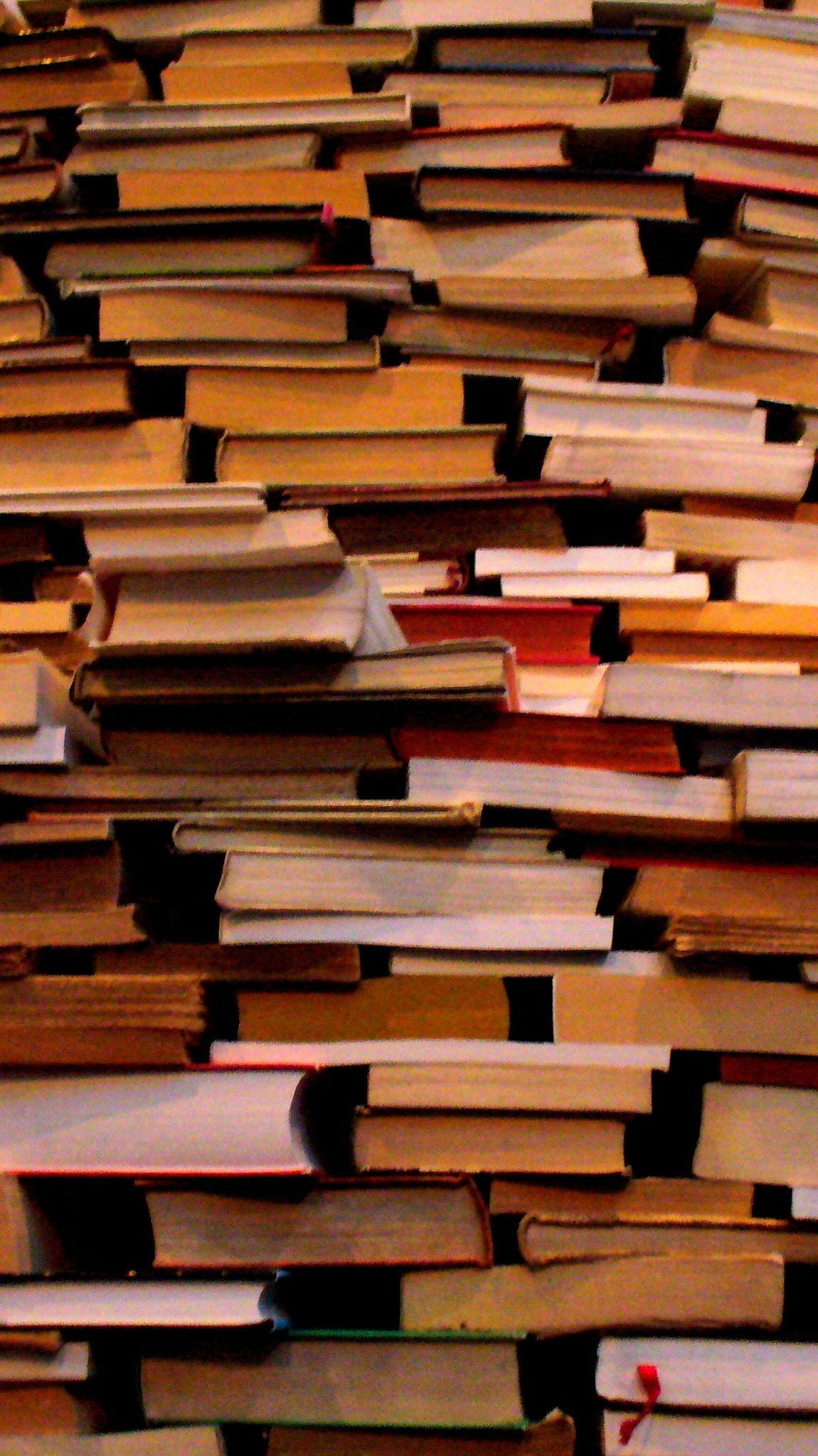 reliure de bibliothèque