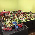 Visite de l'exposition playmobil à gravelotte pour les résidents du fam