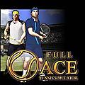Test de full ace tennis simulator - jeu video giga france