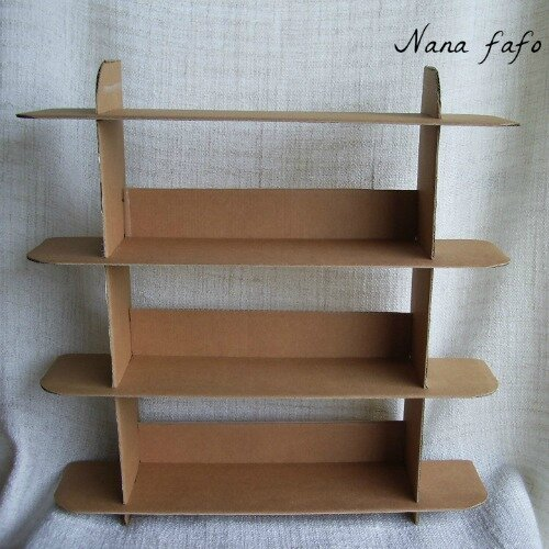 etagere-carton-stand-display vide