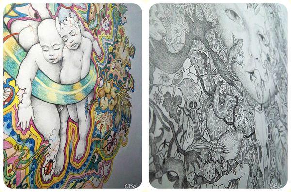 dessins montage