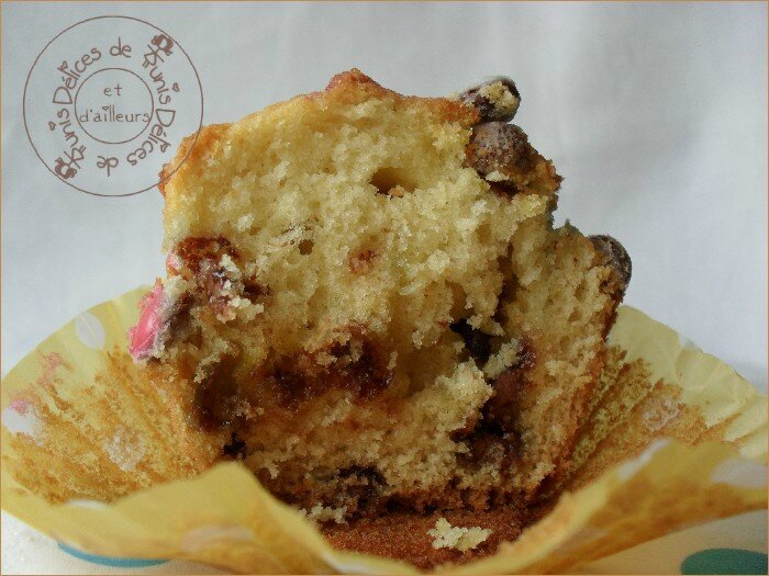 muffins aux smarties 3