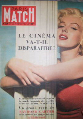 Paris Match 1953