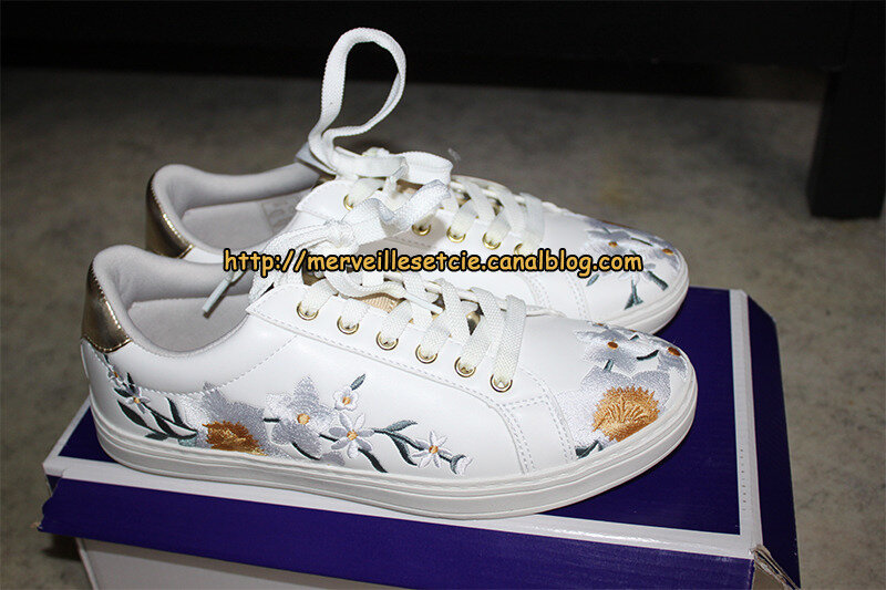 chaussures-blanches