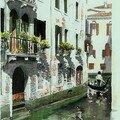 Aquarelles, Venise