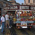 Bibite gelati rome italie