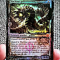 Wurmcoil engine Altered