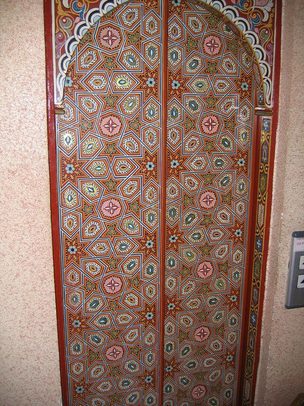 Ascenseur Fés