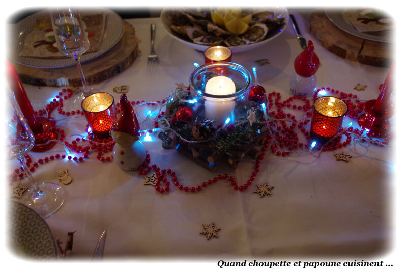 table du réveillon de noel-7708