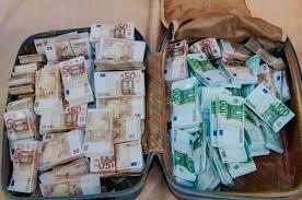 Valise magique qui produire des billets de banque TOGODO