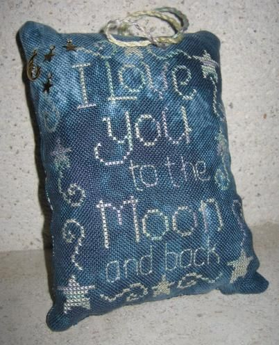 love you to the moon - waxing moon designs