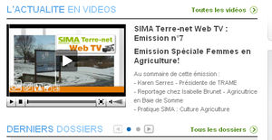 interviewSIMA_Terre_net_Web_TV__Emission_n_7_