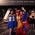 Un Tardis, une jolie fille et Superman