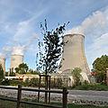 Balade en drôme - centrale nucléaire