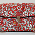 Mini pochette liberty