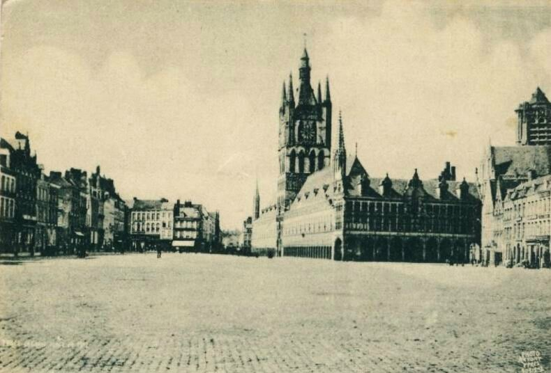 Ypres grd place 1914