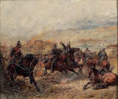 Beauquesne_scène_de_bataille_1908